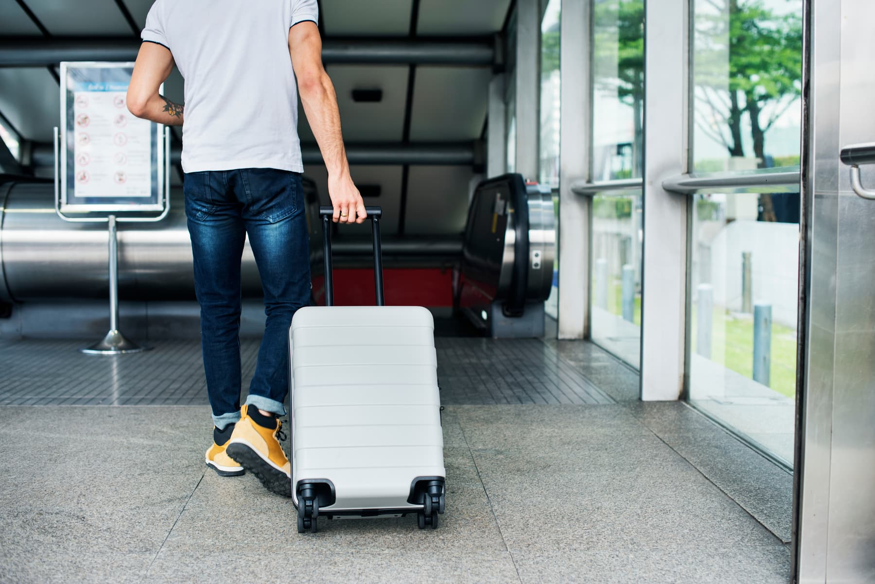 Travel tips for general Musculo-Skeletal pain.